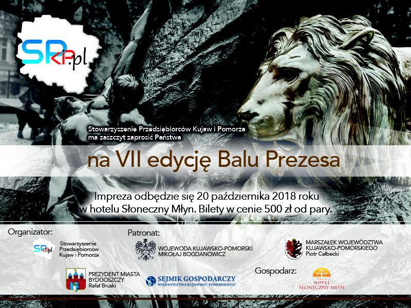 Bal Prezesa 2018 - VII edycja