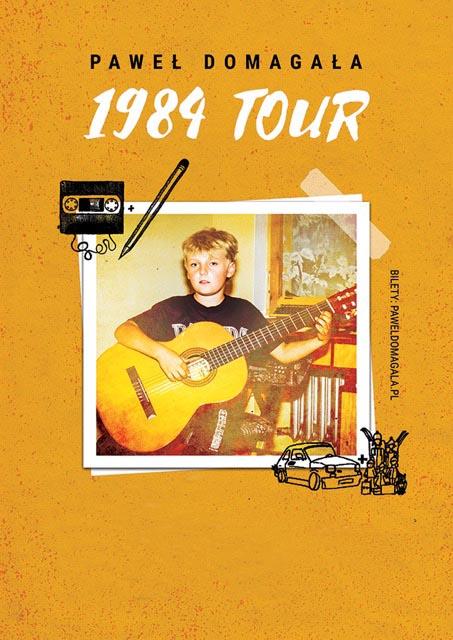 Paweł Domagała 1984 TOUR cz. 2