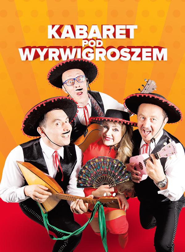 Kabaret Pod Wyrwigroszem