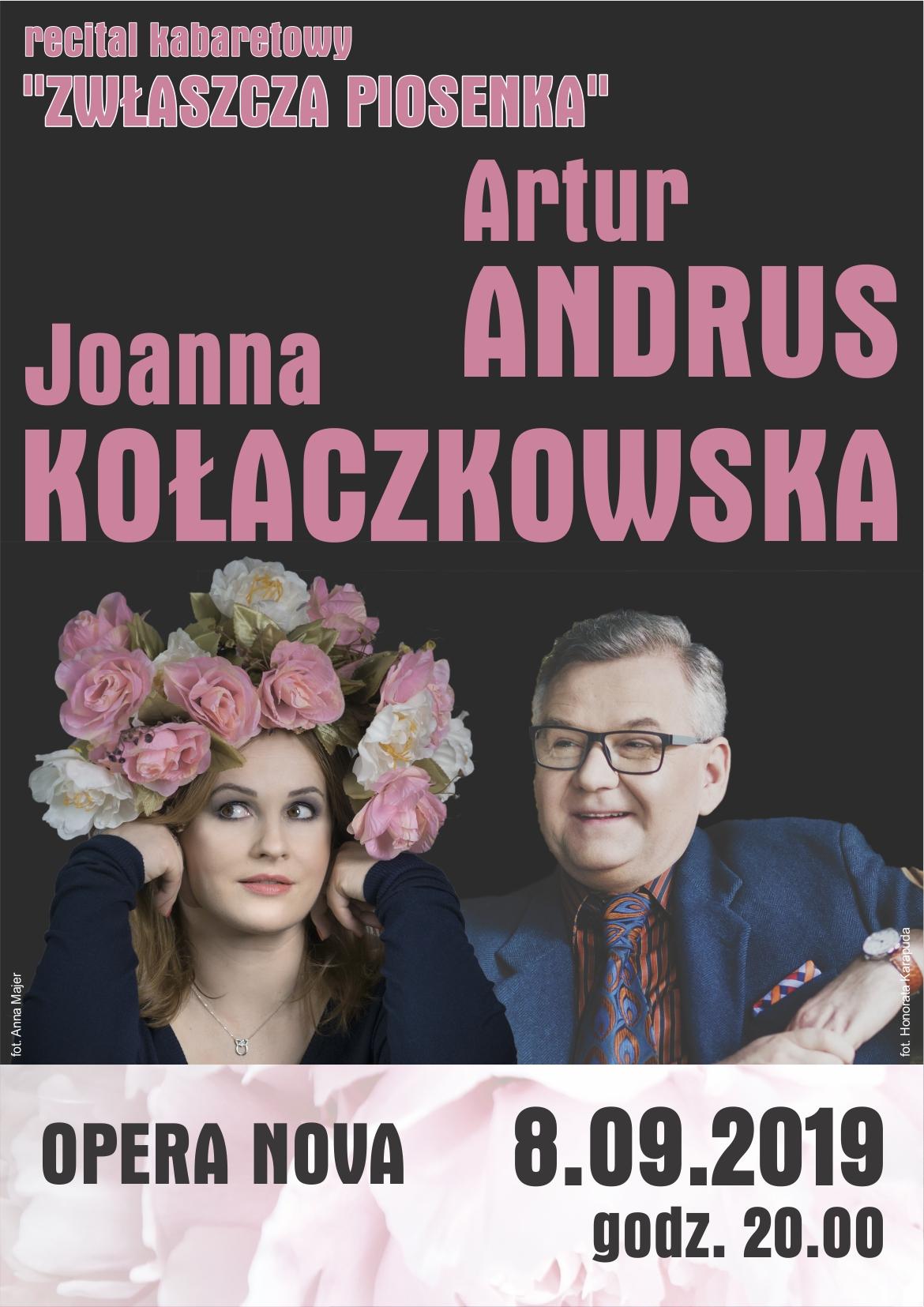 JOANNA KOŁACZKOWSKA ARTUR ANDRUS