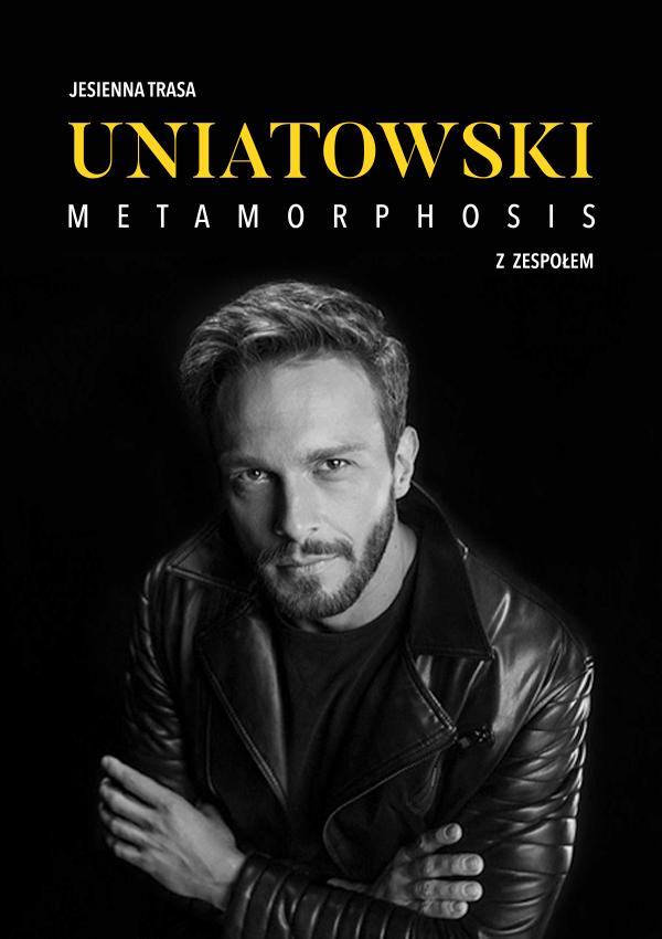 Sławek Uniatowski z zespołem Koncert promujący album
