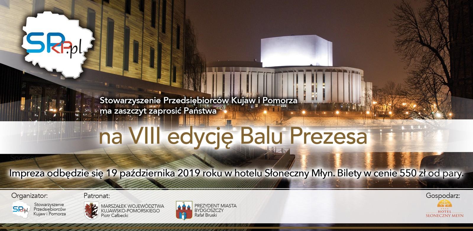 Bal Prezesa 2019 - VIII edycja