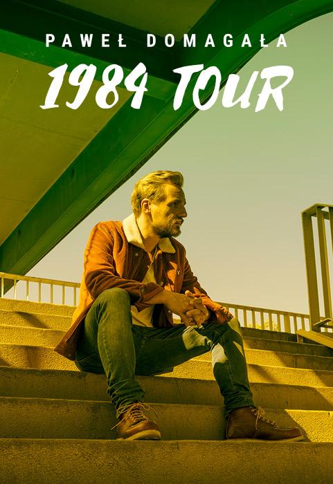 Paweł Domagała 1984 TOUR